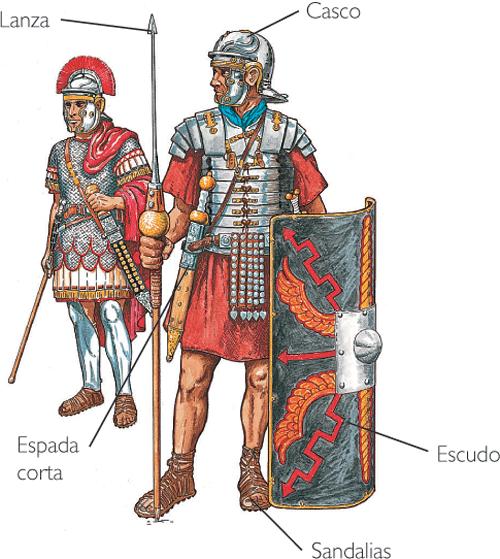 Fotos de soldado romano 94