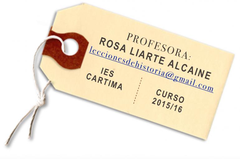 Rosa Liarte curso 2015-16