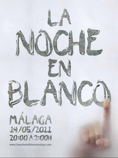 Noche en blanco malaga 2011