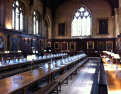 Comedor del Colegio de Balliol (Oxford)