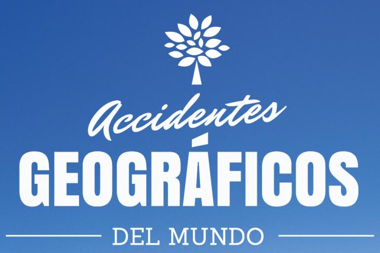 Accidentes geográficos 1