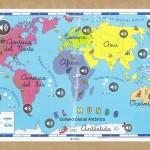 Más términos geográficos con Book Creator