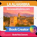 Guías turísticas de la Alhambra con Book Creator