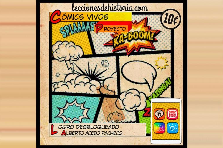 comics-vivos-badge-proyecto-carolingios