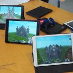 Catedrales góticas con Minecraft