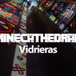 Vidrieras del proyecto #MineCathedral