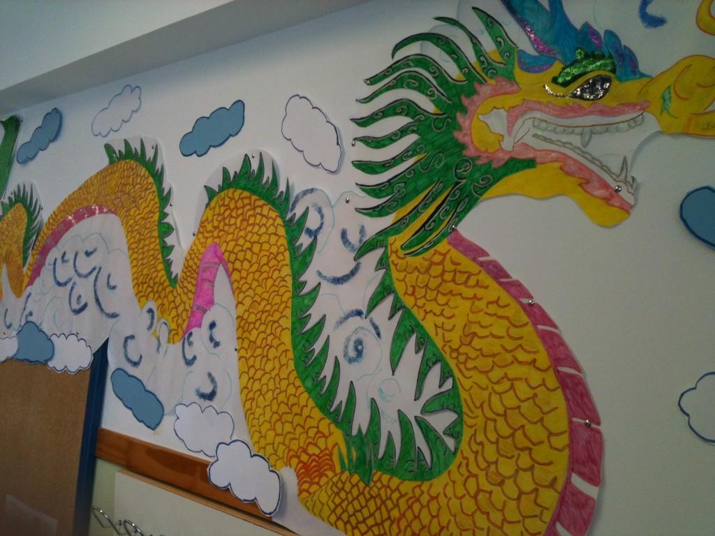 1ESO | 2012 Año Chino del Dragón