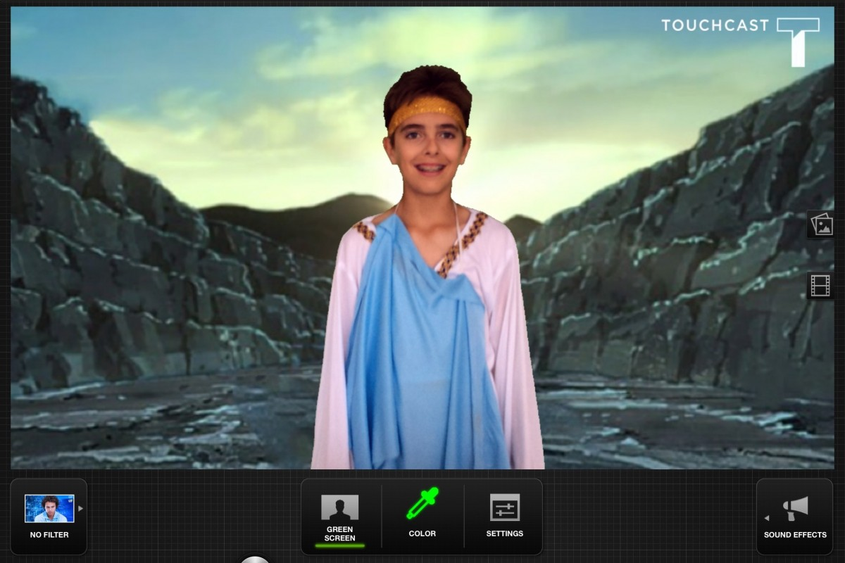 1ESO | iMovie y la Antigua Grecia