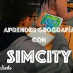 Aprender geografía jugando a Sim City