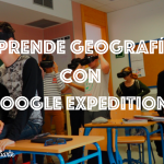 Aprende geografía con Google Expeditions