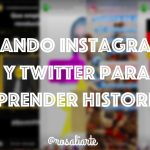 Usando Instagram y Twitter para aprender Historia