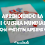 Aprendiendo la II Guerra Mundial con #WHYMAPSIIWW