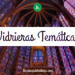 Vidrieras góticas temáticas